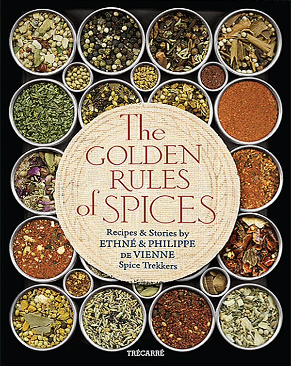 Golden rules of spices book review © Will Travel for Food
