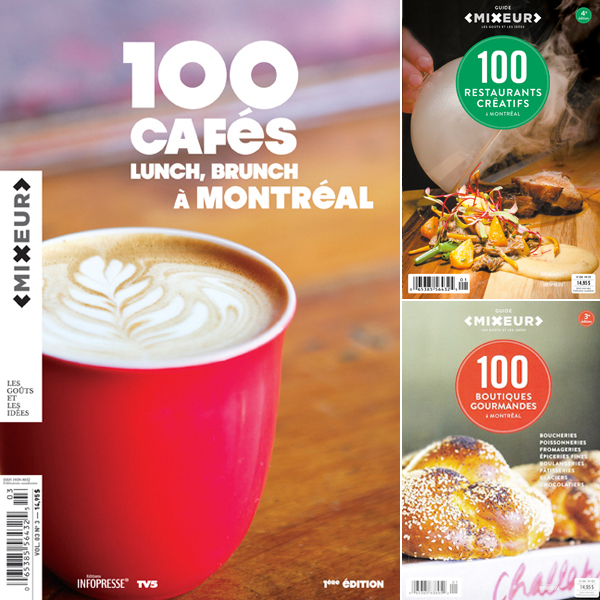 mixeur guide montreal © Will Travel for Food