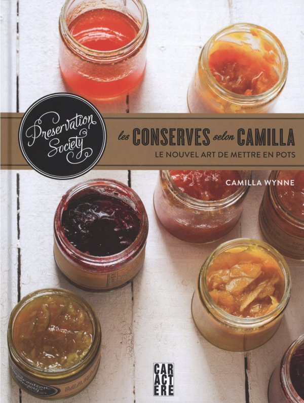 preservation society cookbook © Will Travel for Food