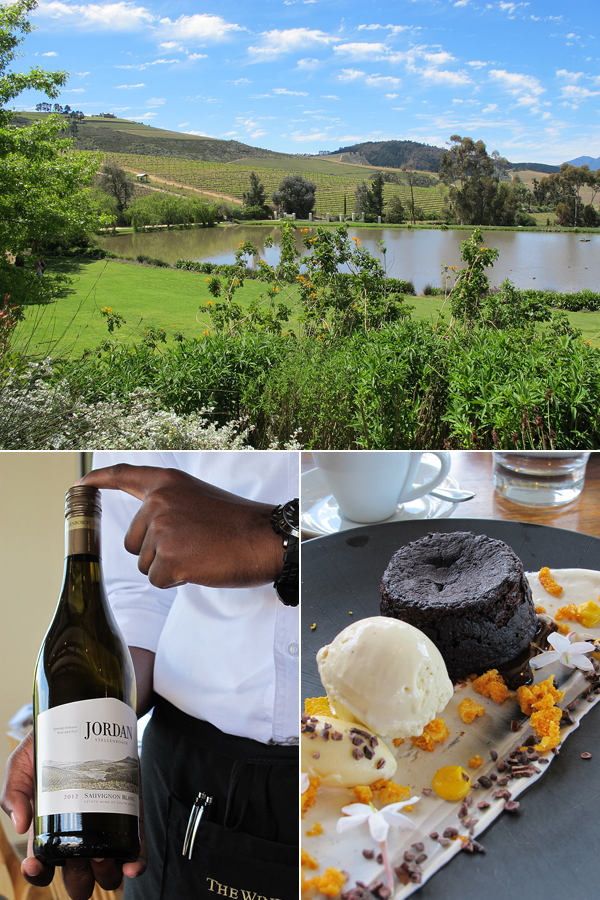 jordan restaurant stellenbosch south africa © Will Travel for Food