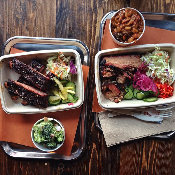 mighty quinn barbecue restaurant new york city © Will Travel for Food