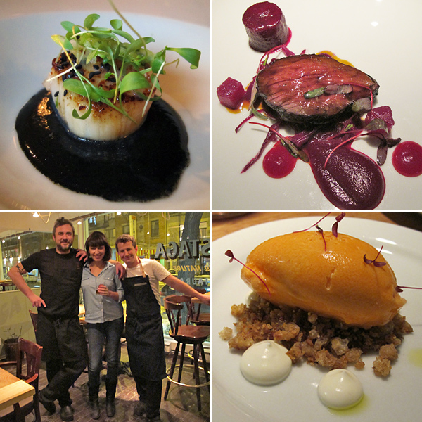 paris popup at pastaga restaurant montreal © Will Travel for Food