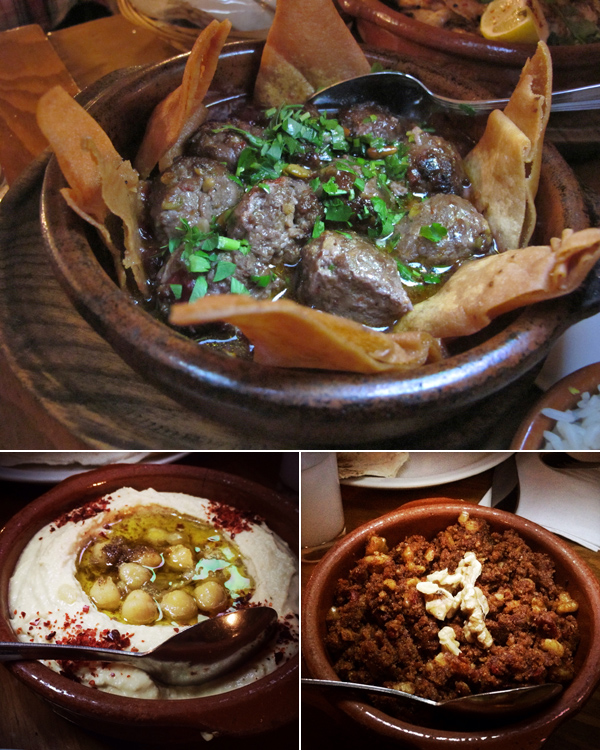 lebanese restaurant montreal kazamaza © Will Travel for Food