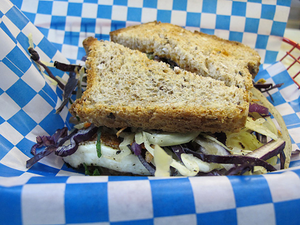 le pick up best sandwich montreal © Will Travel for Food