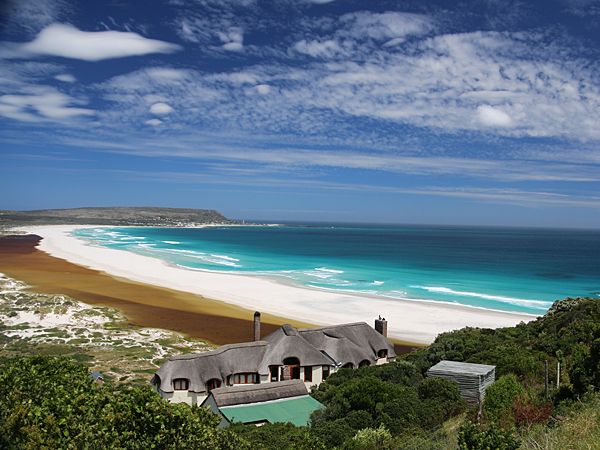 noordhoek beach western cape south africa © Will Travel for Food