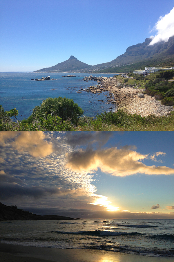 western cape coast south africa © Will Travel for Food