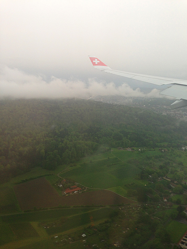 swiss airline  © Will Travel for Food