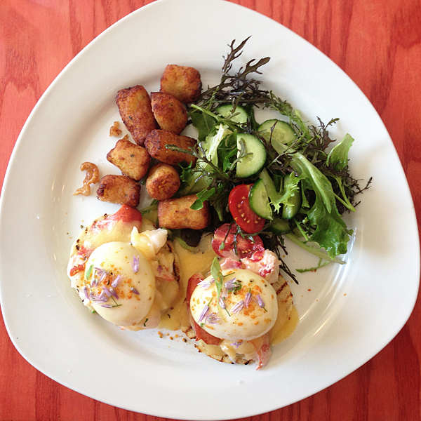 la recole brunch montreal © Will Travel for Food