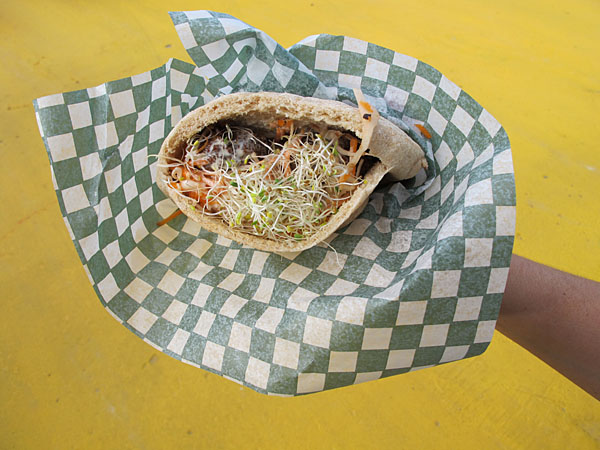 montreal vegetarian streetfood © Will Travel for Food