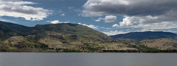 okanagan valley wine © Will Travel for Food