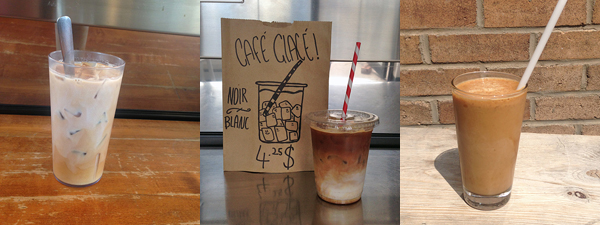 best iced coffee in montreal © Will Travel for Food