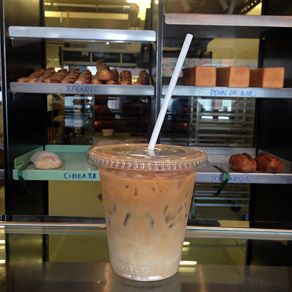 iced latte hof kelsten montreal © Will Travel for Food