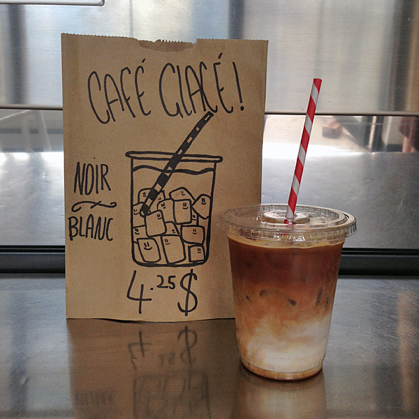 montreal best iced latte melbourne © Will Travel for Food
