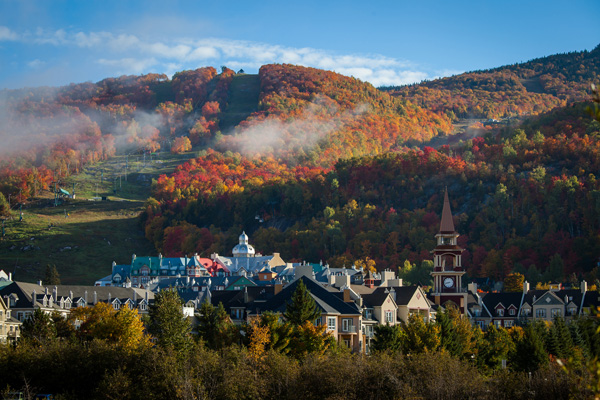 tremblant gourmand food festival Photo © PKCooper