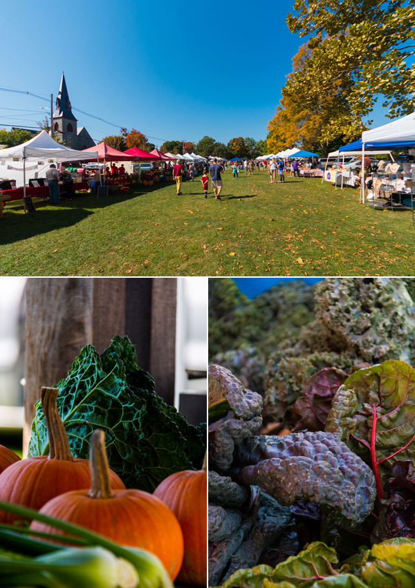 shelburne farmers market vermont © Will Travel for Food