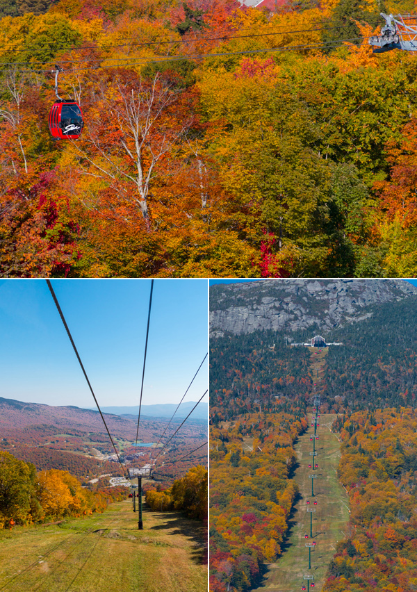 what to do in stowe mount mansfield vermont © Will Travel for Food