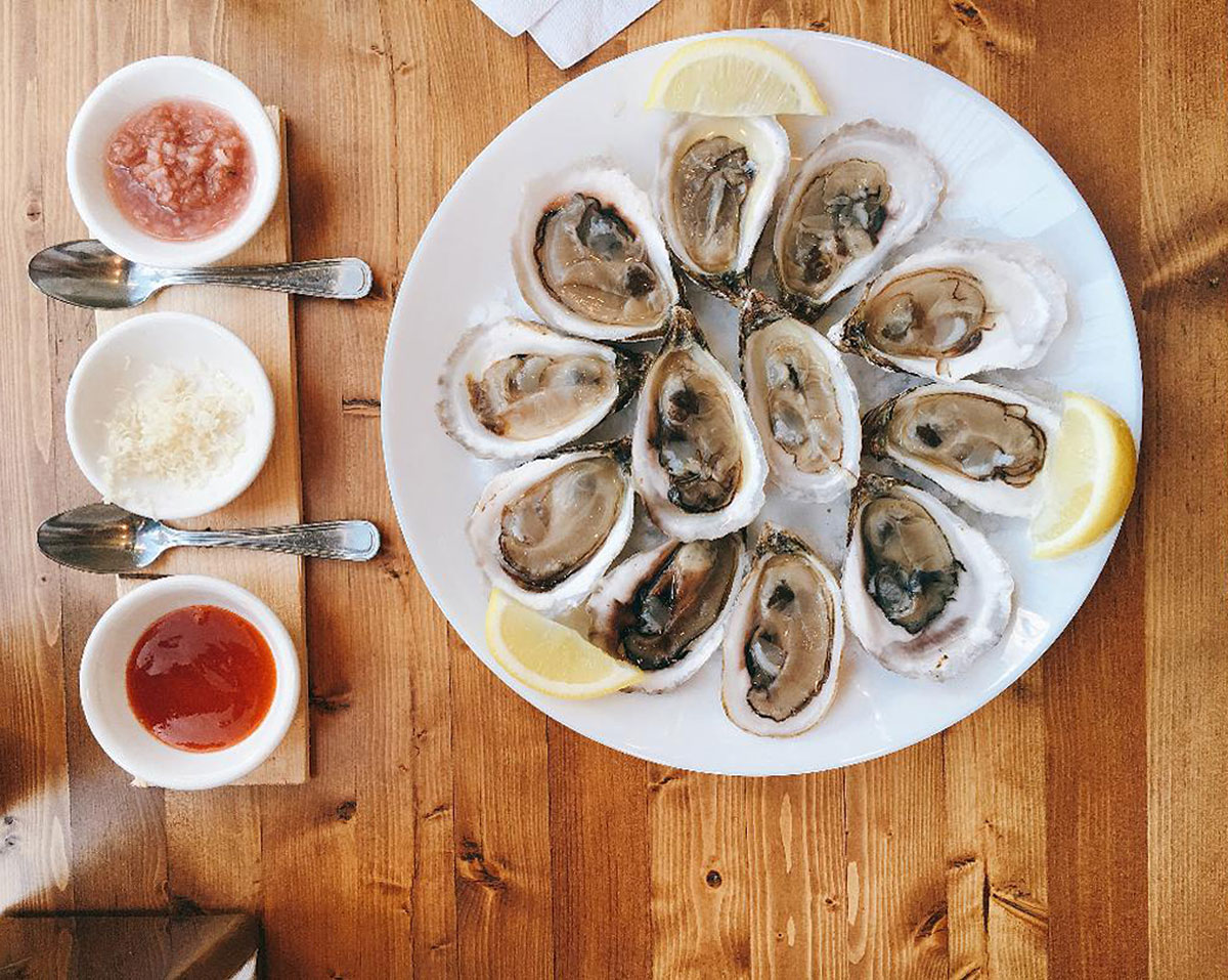best-oysters-montreal © Will Travel for Food
