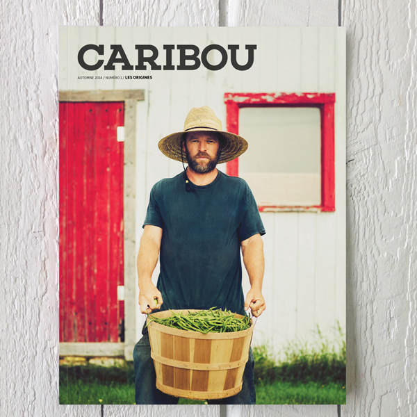 quebec food magazine caribou