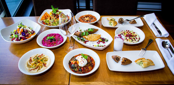 damas syrian meze montreal / Will Travel for Food