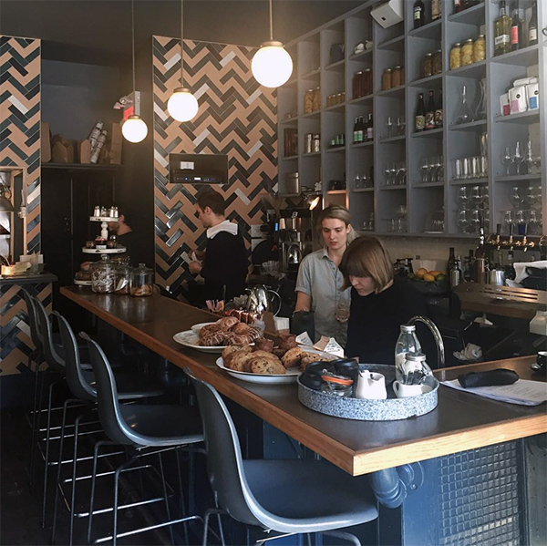 larrys wine bar montreal © Will Travel for Food