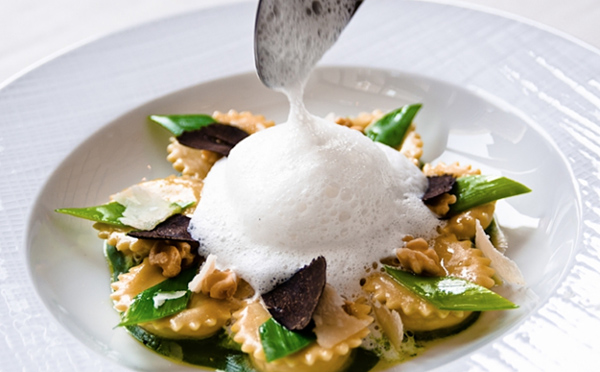 montreal best fine dining maison boulud © Will Travel for Food