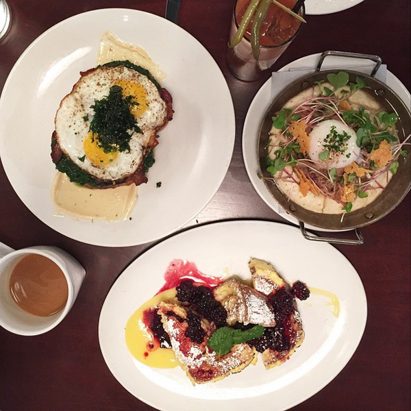 best brunch boston © Will Travel for Food