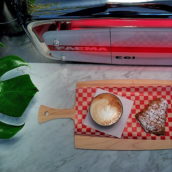 best italian pastry cafe montreal © Will Travel for Food