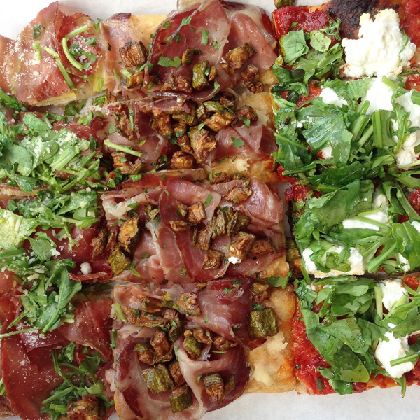 best pizza rome © Will Travel for Food