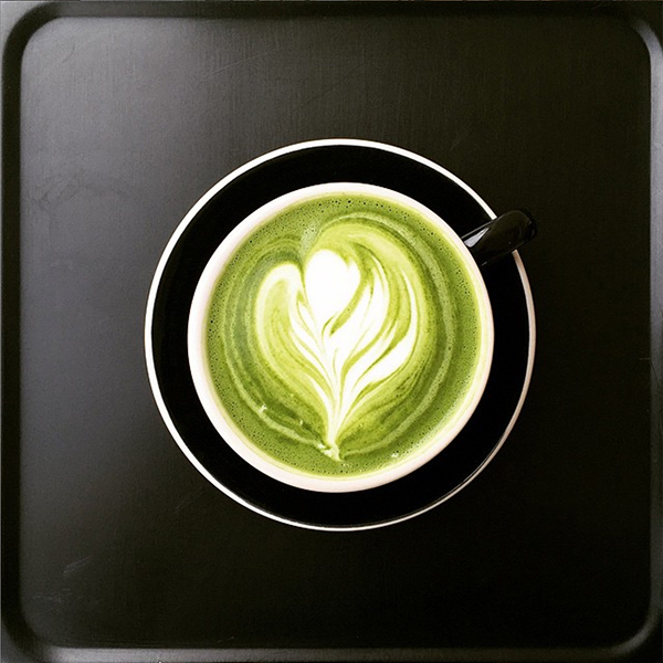 matcha latte chalait new york © Will Travel for Food
