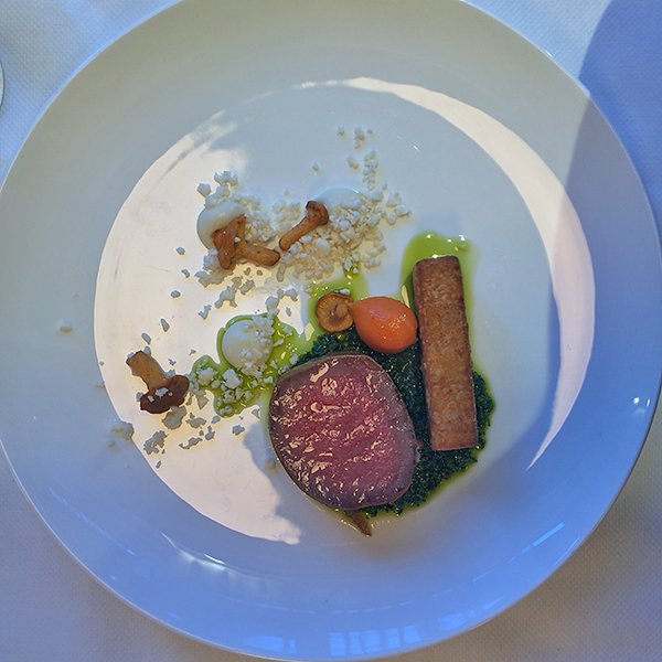 Hawksworth Scholarship dinner montreal © Will Travel for Food