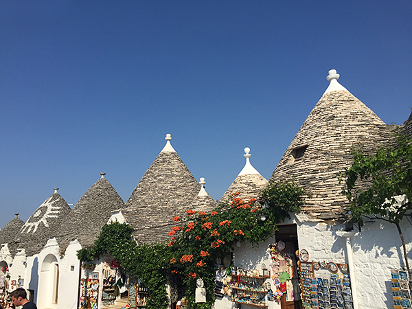 alberobello puglia trulli © Will Travel for Food