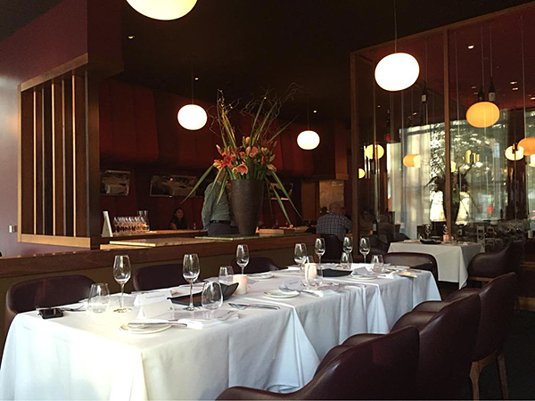 restaurant toque montreal © Will Travel for Food