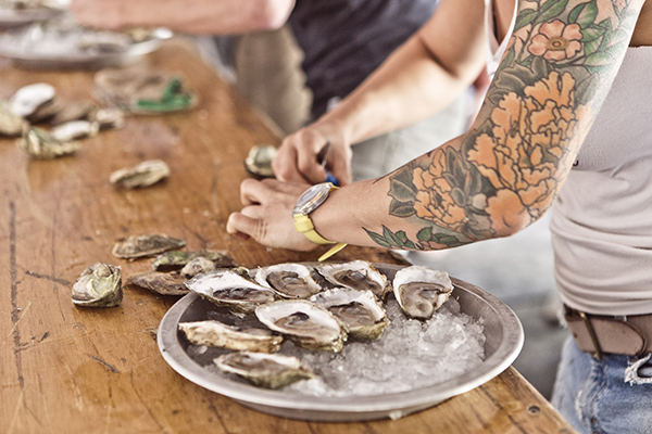 oysterfest food festival montreal © Will Travel for Food