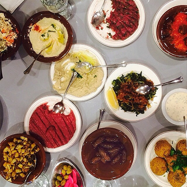 daou best lebanese restaurant montreal © Will Travel for Food
