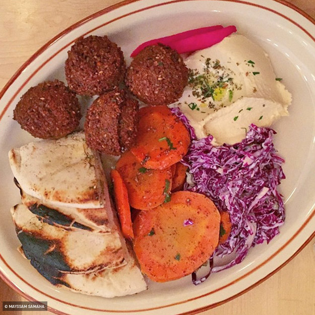 sumac best middle eastern restaurant montreal © Will Travel for Food