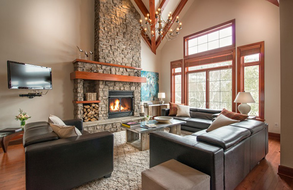 tremblant living condos for rent © Will Travel for Food