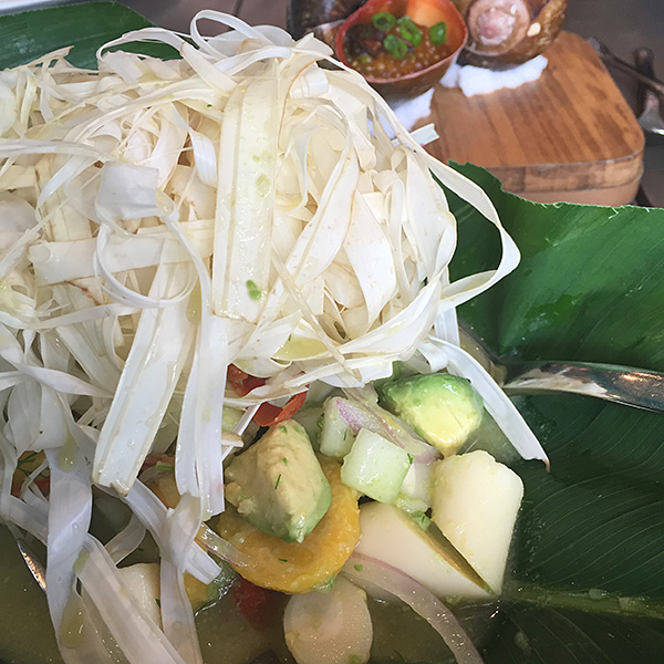 best ceviche miraflores lima malabar © Will Travel for Food