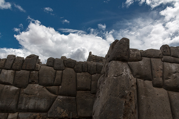 Saqsayhuaman Fortress cusco © Will Travel for Food