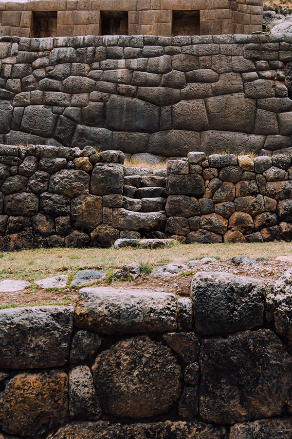 Tambomachay inca ruins cusco peru © Will Travel for Food