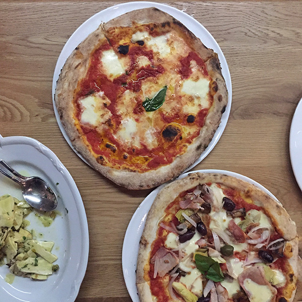 best pizza montreal fiorellino © Will Travel for Food