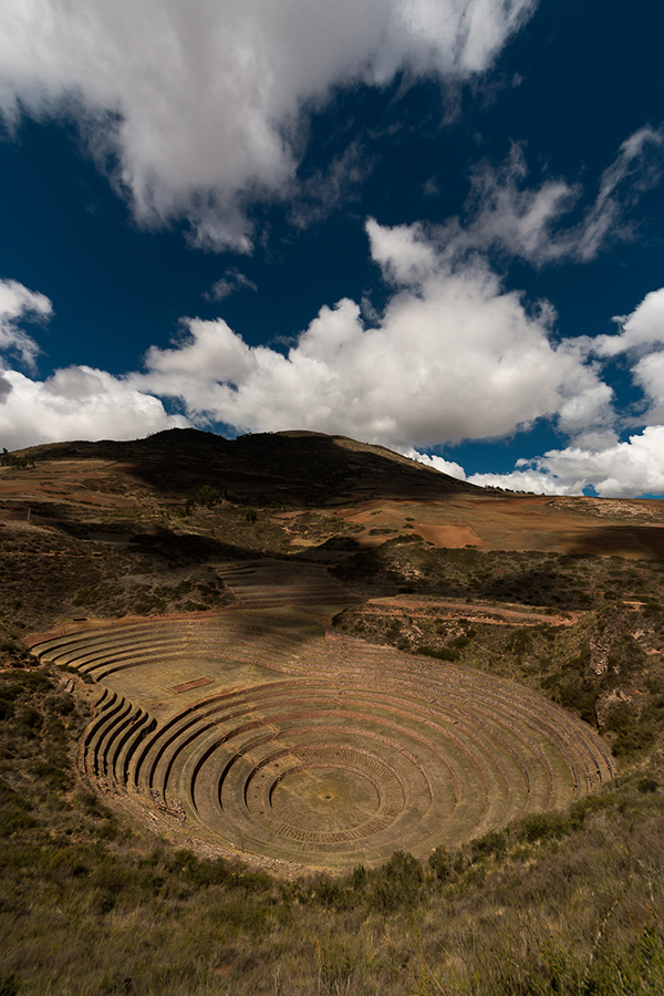 moray sacred valley peru © Will Travel for Food