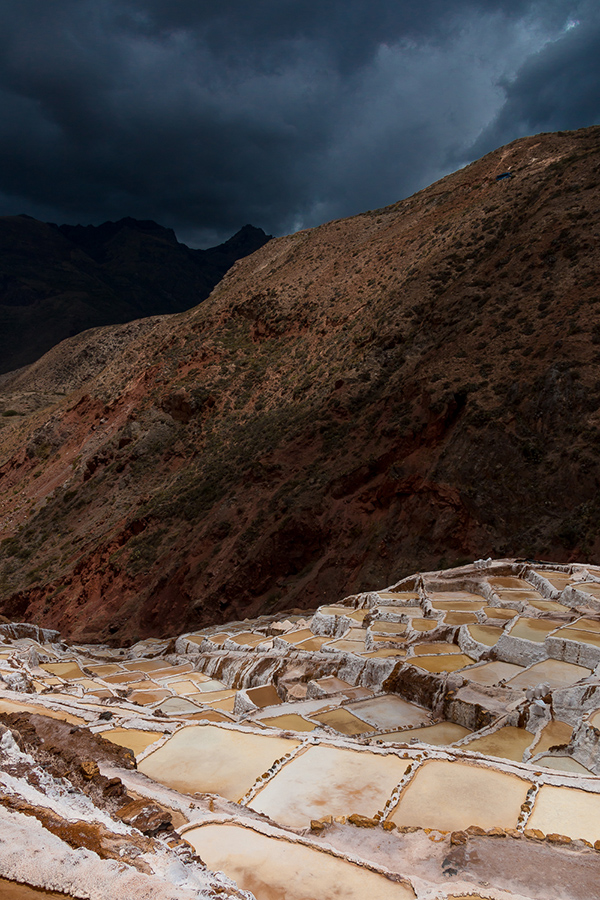 peru sacred valley maras salt mines © Will Travel for Food