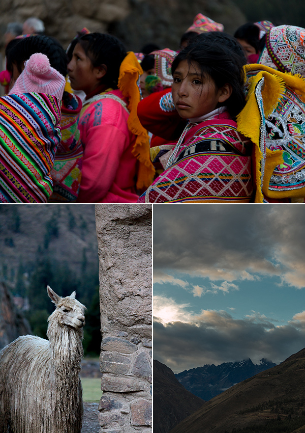 peru sacred valley ollantaytambo inca site © Will Travel for Food