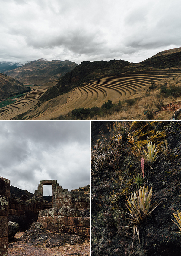 peru sacred valley pisac inca site © Will Travel for Food