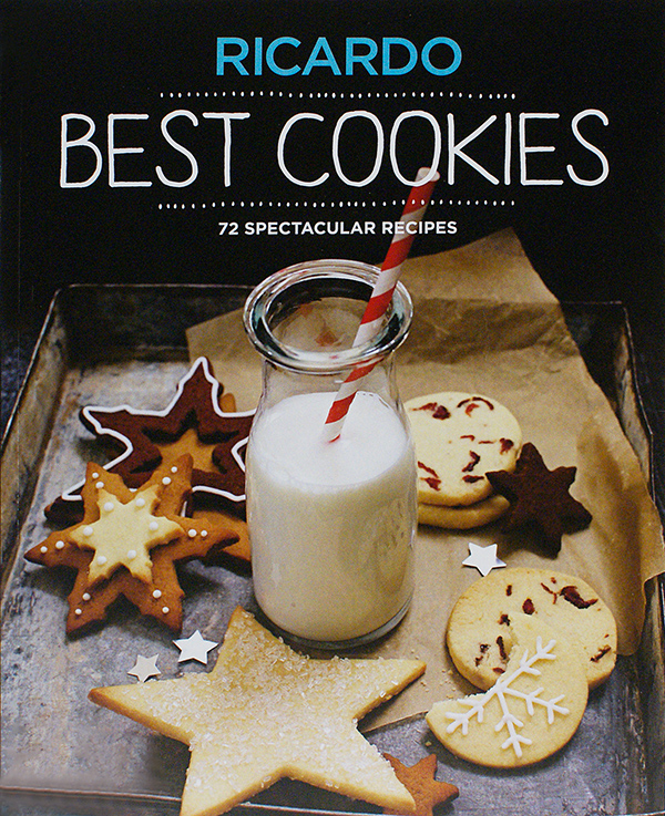ricardo best cookies recipe book © Will Travel for Food