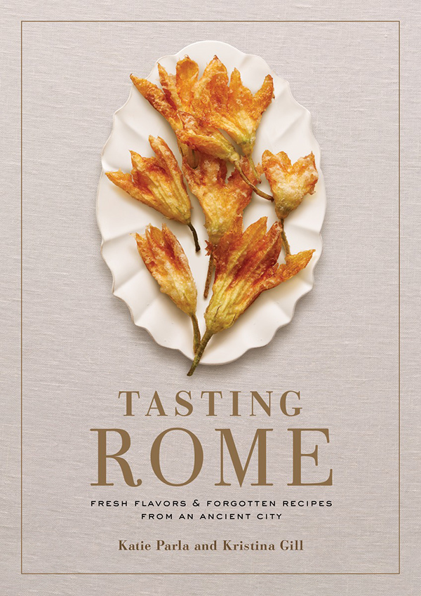 tasting rome cookbook giveaway © Will Travel for Food