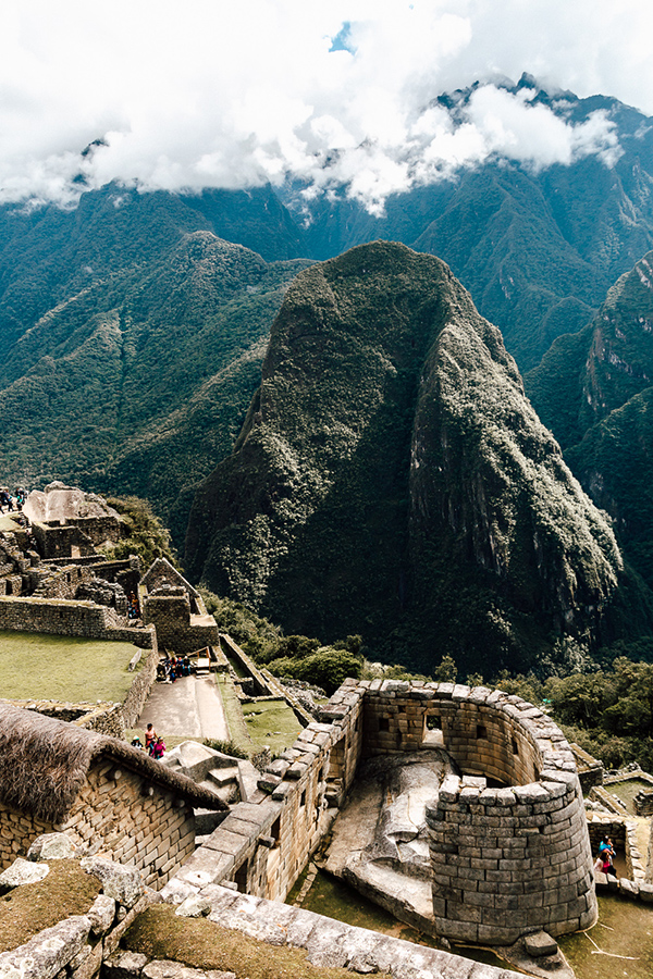 machu picchu temple of the sun © Will Travel for Food
