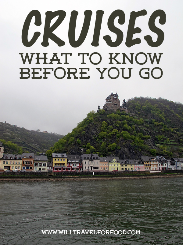 river cruise what to know before you go © Will Travel for Food