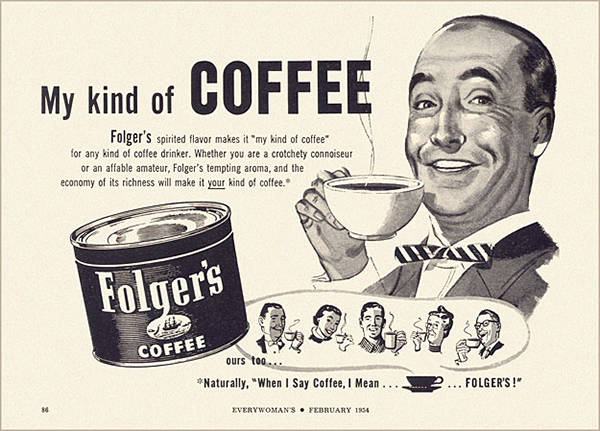 folgers coffee wave explanation © Will Travel for Food
