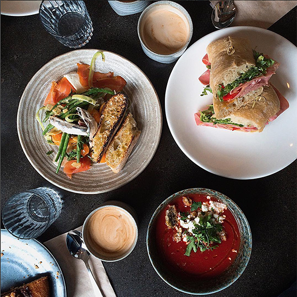 best brunch montreal © Will Travel for Food